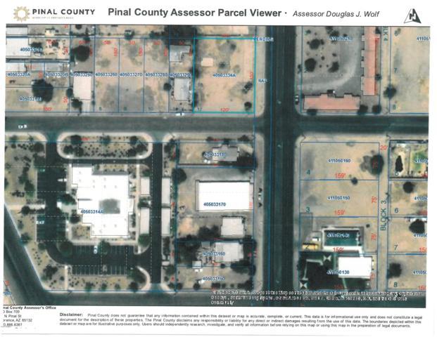 302 N Sunshine Boulevard, Eloy, AZ 85131 (MLS #5872114) :: The Carin Nguyen Team