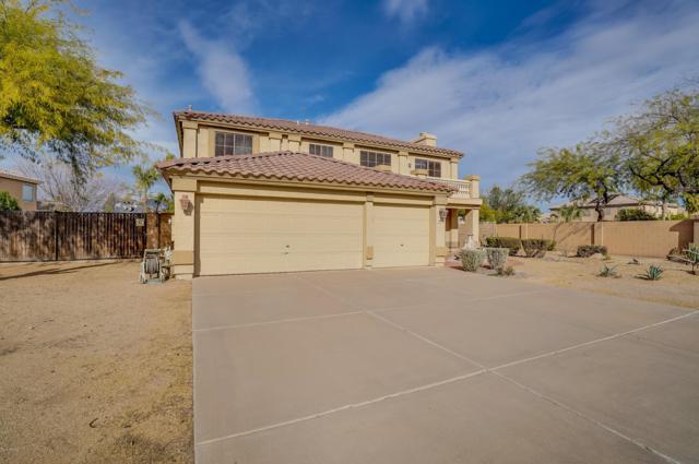 2636 E Pinto Drive, Gilbert, AZ 85296 (MLS #5872119) :: Team Wilson Real Estate