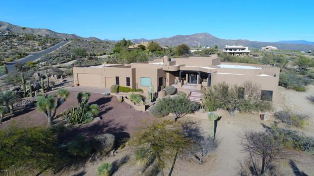 41823 N Deer Trail Road, Cave Creek, AZ 85331 (MLS #5872165) :: Brett Tanner Home Selling Team