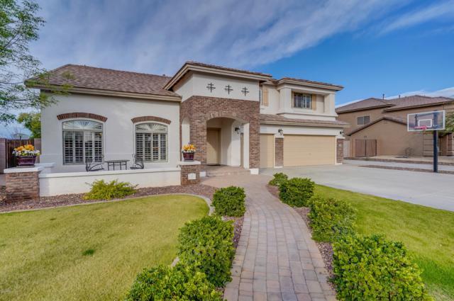 9560 W Keyser Drive, Peoria, AZ 85383 (MLS #5872219) :: Riddle Realty