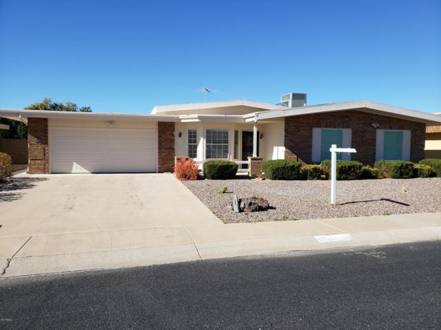 10806 W Sequoia Drive, Sun City, AZ 85373 (MLS #5872252) :: The Laughton Team