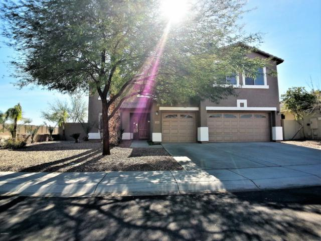 1209 E Browning Place, Chandler, AZ 85286 (MLS #5872282) :: Arizona 1 Real Estate Team