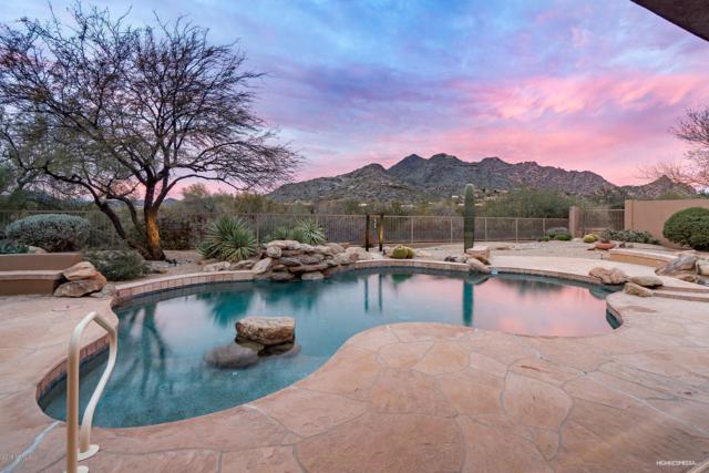 6280 E Amber Sun Drive, Scottsdale, AZ 85266 (MLS #5872294) :: Arizona 1 Real Estate Team