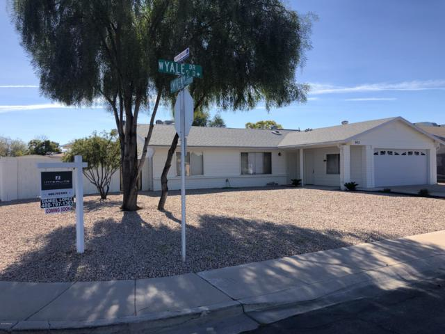 903 W Yale Drive, Tempe, AZ 85283 (MLS #5872330) :: Lux Home Group at  Keller Williams Realty Phoenix