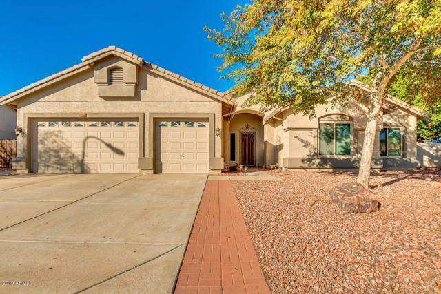 15060 N 78TH Lane, Peoria, AZ 85381 (MLS #5872356) :: The Pete Dijkstra Team