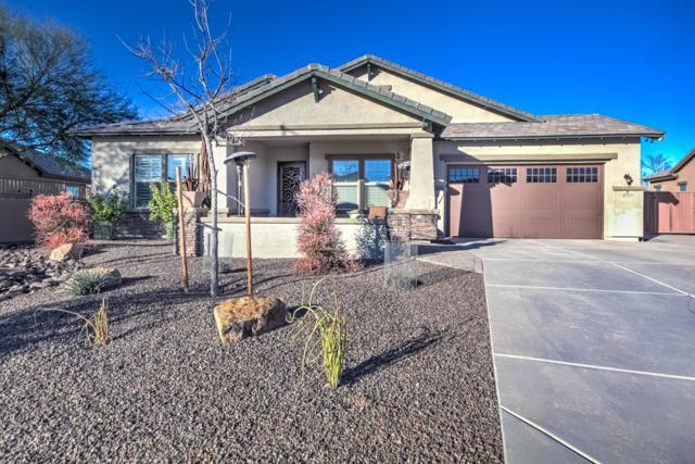 20934 E Arroyo Verde Drive, Queen Creek, AZ 85142 (MLS #5872475) :: The W Group
