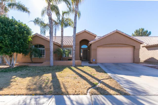 2297 E Ranch Road, Gilbert, AZ 85296 (MLS #5872481) :: The W Group