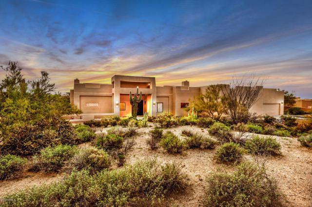 8925 E Cave Creek Road, Carefree, AZ 85377 (MLS #5872583) :: The Pete Dijkstra Team