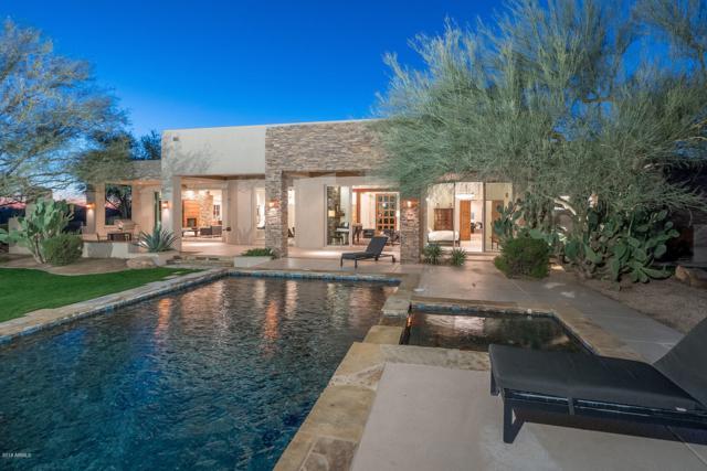 8549 E Los Gatos Drive, Scottsdale, AZ 85255 (MLS #5872658) :: The Property Partners at eXp Realty