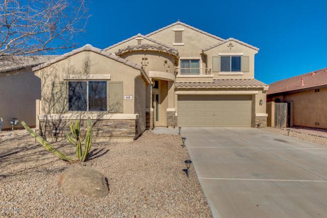 418 W Love Road, San Tan Valley, AZ 85143 (MLS #5872776) :: The Property Partners at eXp Realty