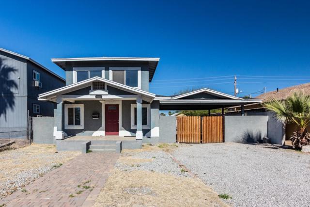 1322 W Polk Street, Phoenix, AZ 85007 (MLS #5872803) :: Keller Williams Realty Phoenix