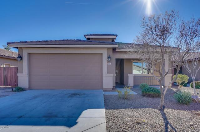 843 W Witt Avenue, San Tan Valley, AZ 85140 (MLS #5872860) :: CC & Co. Real Estate Team