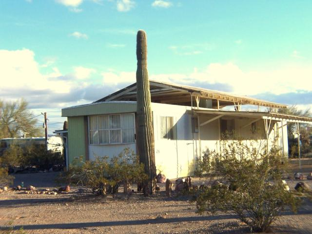 135 N Washington Avenue, Quartzsite, AZ 85346 (MLS #5872953) :: Yost Realty Group at RE/MAX Casa Grande