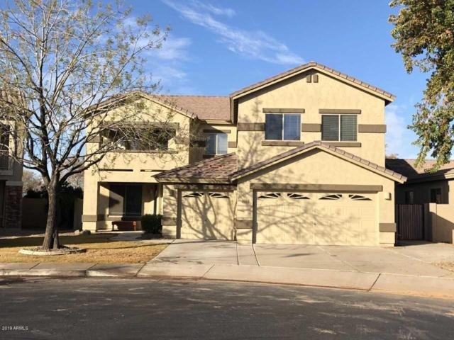 2070 S Holguin Place, Chandler, AZ 85286 (MLS #5873046) :: The Daniel Montez Real Estate Group