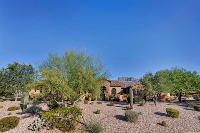 6250 E Flat Iron Loop, Gold Canyon, AZ 85118 (MLS #5873075) :: Yost Realty Group at RE/MAX Casa Grande