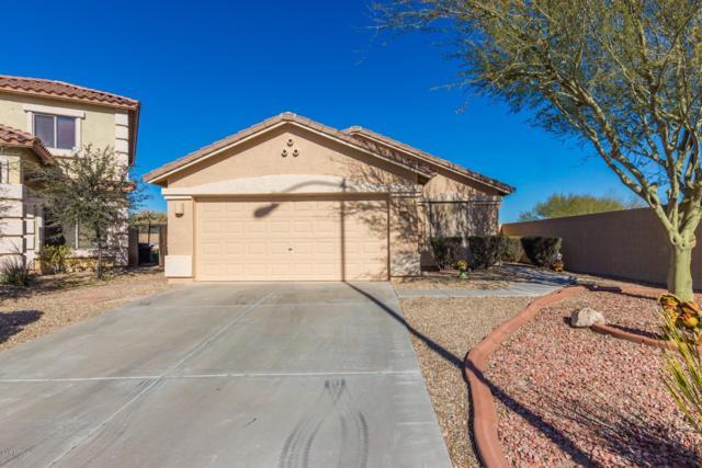 44460 W Windrose Drive, Maricopa, AZ 85138 (MLS #5873112) :: The W Group