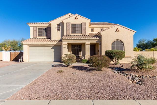 4503 S Redrock Street, Gilbert, AZ 85296 (MLS #5873340) :: The W Group