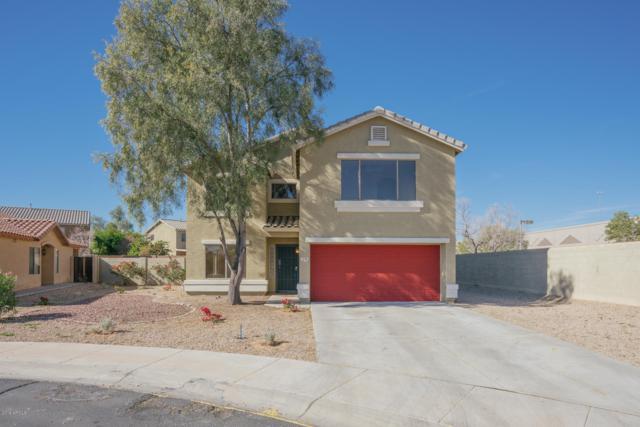1276 N 160TH Avenue, Goodyear, AZ 85338 (MLS #5873346) :: The W Group