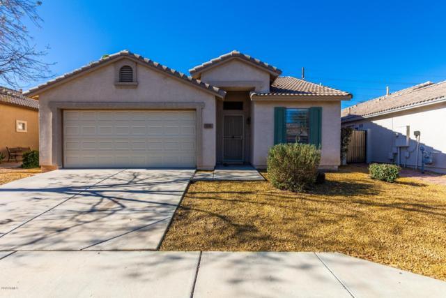 558 S Linda, Mesa, AZ 85204 (MLS #5873426) :: RE/MAX Excalibur