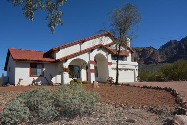 5556 E Singletree Street, Apache Junction, AZ 85119 (MLS #5873489) :: The Kenny Klaus Team