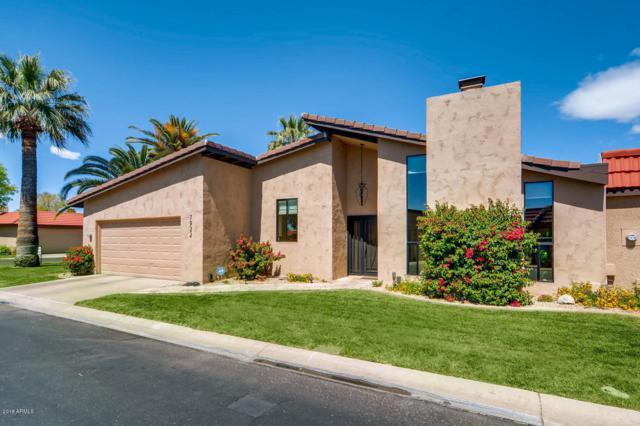 7922 E Crestwood Way, Scottsdale, AZ 85250 (MLS #5873562) :: Yost Realty Group at RE/MAX Casa Grande