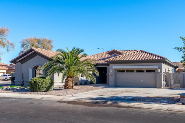 6945 S Teresa Drive, Chandler, AZ 85249 (MLS #5873625) :: The W Group