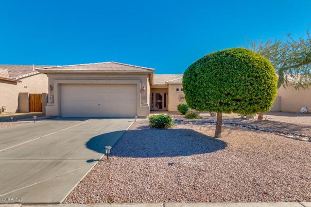 6473 S Callaway Drive, Chandler, AZ 85249 (MLS #5873803) :: RE/MAX Excalibur