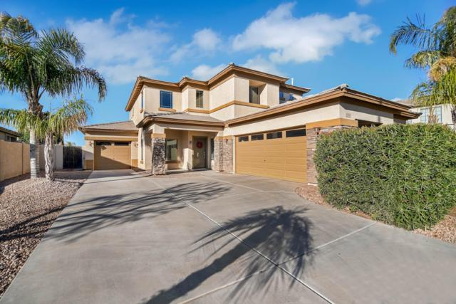 6590 S Pewter Way, Chandler, AZ 85249 (MLS #5873919) :: Power Realty Group Model Home Center