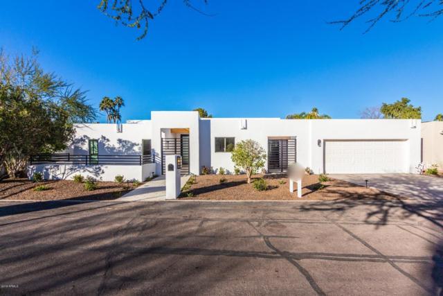 6333 N Scottsdale Road #1, Scottsdale, AZ 85250 (MLS #5874111) :: Yost Realty Group at RE/MAX Casa Grande