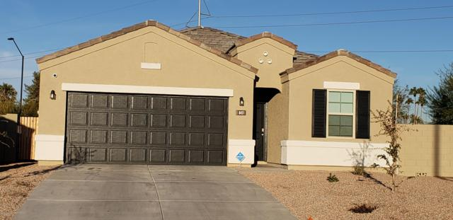8693 S 257TH Avenue, Buckeye, AZ 85326 (MLS #5874163) :: The Results Group
