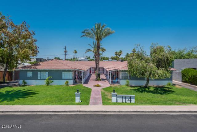 114 E Mariposa Street, Phoenix, AZ 85012 (MLS #5874240) :: The Jesse Herfel Real Estate Group