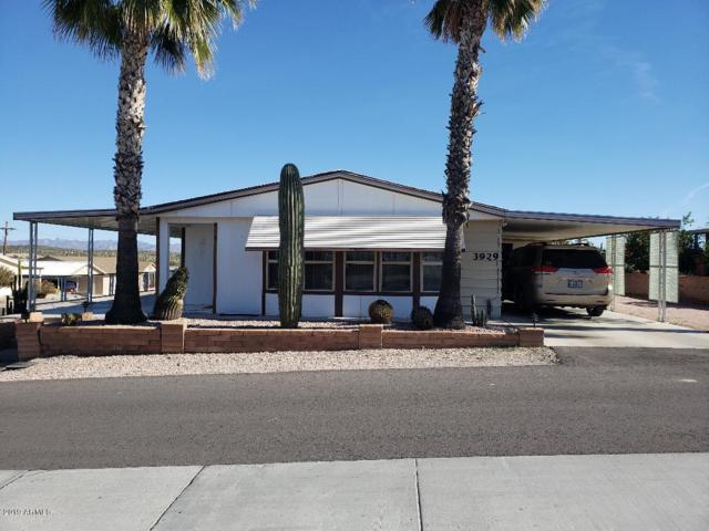 3929 N Florence Boulevard, Florence, AZ 85132 (MLS #5874259) :: The Wehner Group