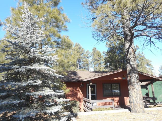 660 E Reindeer Drive, Munds Park, AZ 86017 (MLS #5874385) :: CC & Co. Real Estate Team