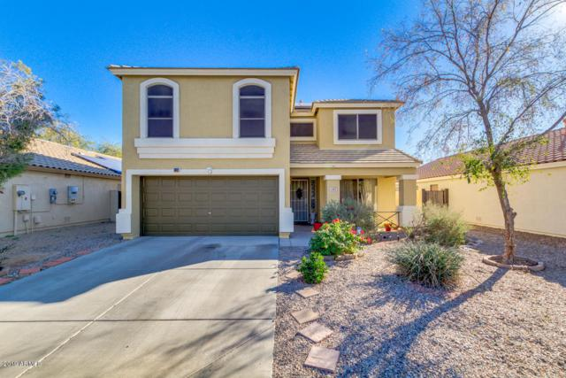 1265 N 161ST Avenue, Goodyear, AZ 85338 (MLS #5874505) :: The Results Group