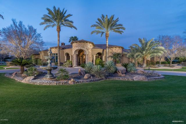 6615 N 66TH Place, Paradise Valley, AZ 85253 (MLS #5874693) :: Devor Real Estate Associates