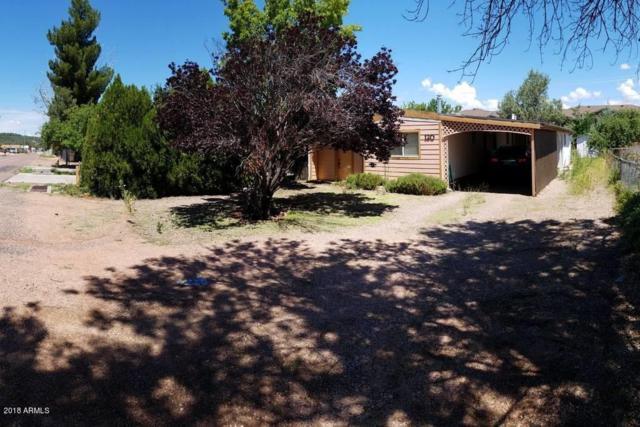 120 E Aero Drive, Payson, AZ 85541 (MLS #5874729) :: Yost Realty Group at RE/MAX Casa Grande
