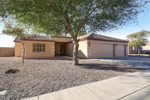 23009 W Papago Street, Buckeye, AZ 85326 (MLS #5874768) :: The W Group