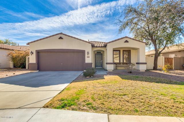 1411 E Azalea Drive, Gilbert, AZ 85298 (MLS #5874789) :: The W Group