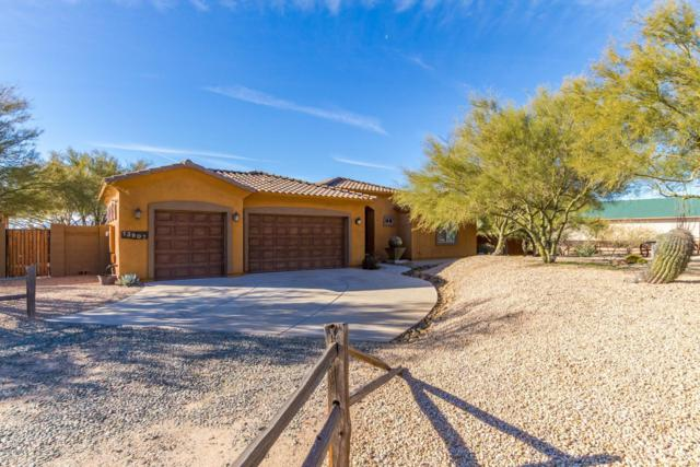 13807 E Casey Lane, Scottsdale, AZ 85262 (MLS #5874890) :: The Garcia Group