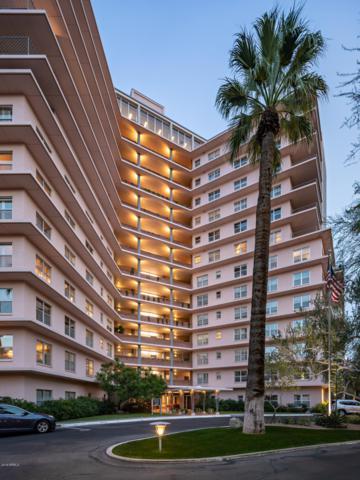 2201 N Central Avenue 8C, Phoenix, AZ 85004 (MLS #5874893) :: The W Group