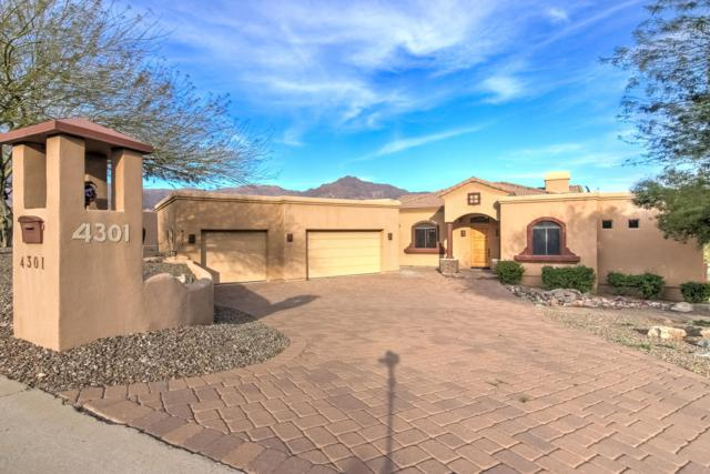 4301 S Avenida De Angeles, Gold Canyon, AZ 85118 (MLS #5874895) :: The Wehner Group