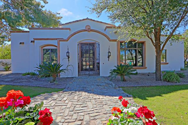 9106 N Foothills Manor Drive, Paradise Valley, AZ 85253 (MLS #5875141) :: Riddle Realty