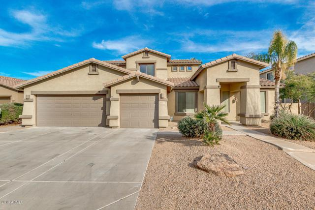 4185 S Roger Way, Chandler, AZ 85249 (MLS #5875177) :: The W Group