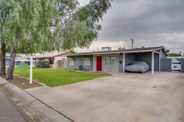821 W Clarendon Avenue, Phoenix, AZ 85013 (MLS #5875197) :: RE/MAX Excalibur