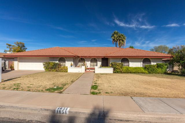 1654 E Glade Avenue, Mesa, AZ 85204 (MLS #5875257) :: The W Group