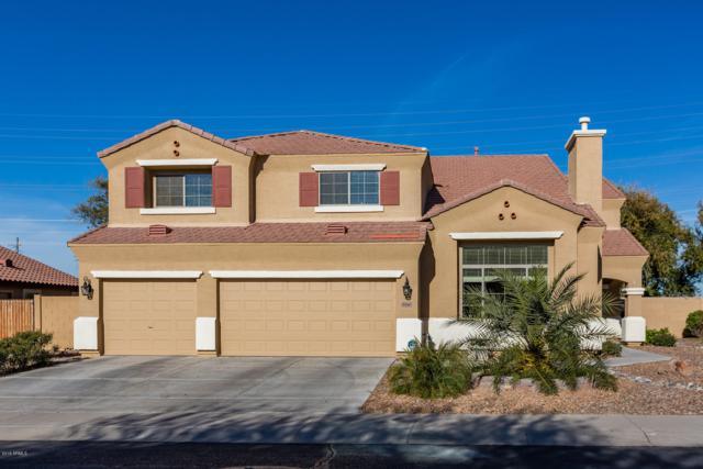 4160 S Kerby Way, Chandler, AZ 85249 (MLS #5875385) :: The Kenny Klaus Team
