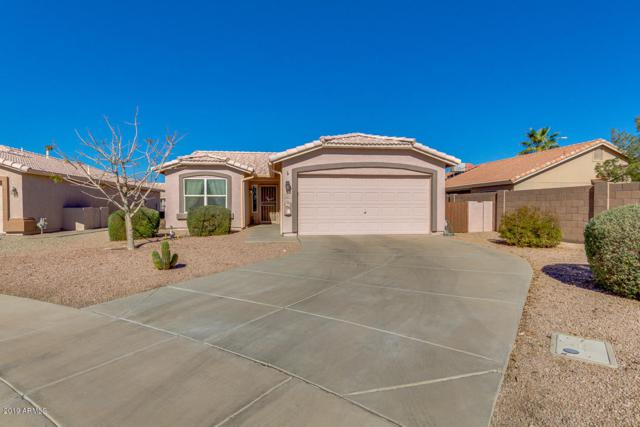 1492 E Torrey Pines Lane, Chandler, AZ 85249 (MLS #5875460) :: The W Group