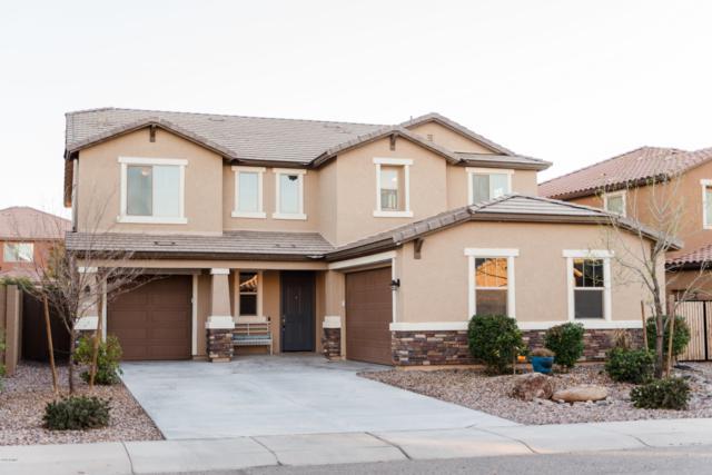815 W Desert Hollow Drive, San Tan Valley, AZ 85143 (MLS #5875483) :: The W Group