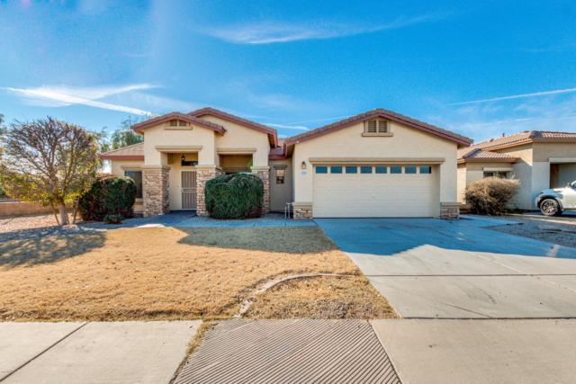 21191 E Bonanza Way, Queen Creek, AZ 85142 (MLS #5875610) :: Yost Realty Group at RE/MAX Casa Grande