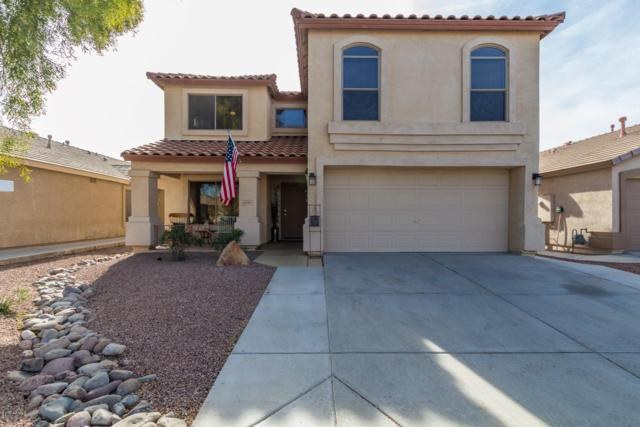 42351 W Colby Drive, Maricopa, AZ 85138 (MLS #5875669) :: The W Group